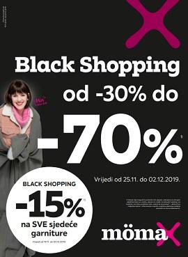 Momax katalog Black shopping