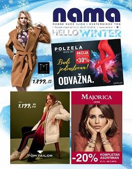 Nama katalog Zima