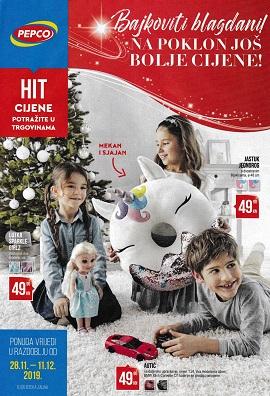 Pepco katalog igračke