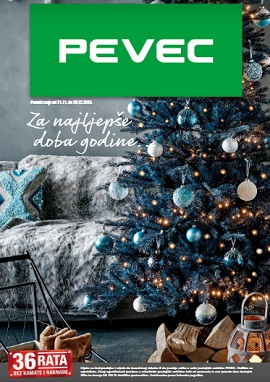 Pevec katalog Božić