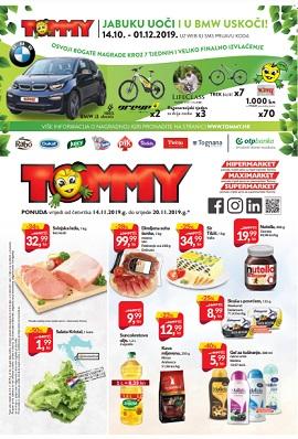 Tommy katalog do 20.11.