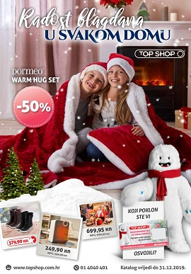 Top Shop katalog Radost blagdana