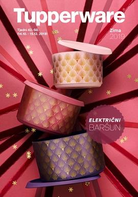Tupperware katalog Božić