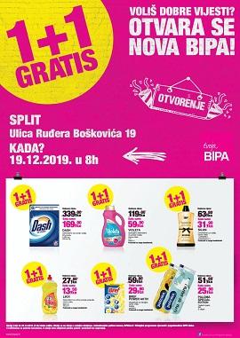 Bipa katalog Split Boškovićeva