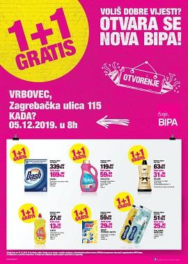 Bipa katalog Vrbovec