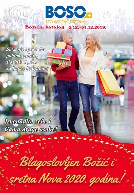Boso katalog Božić