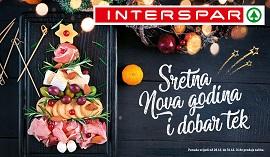 Interspar katalog Nova godina