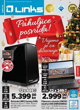 Links katalog prosinac