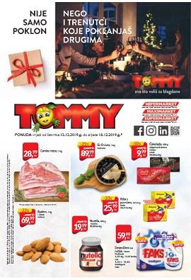 Tommy katalog do 18.12.