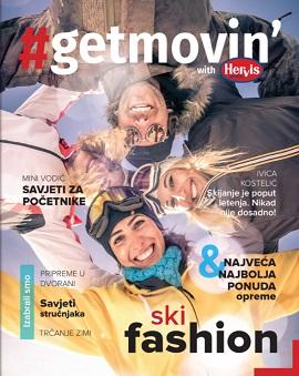 Hervis katalog Skijanje