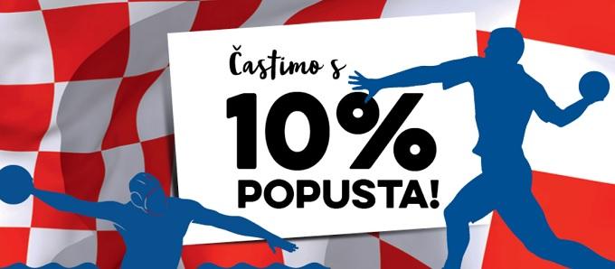Konzum popust 10%