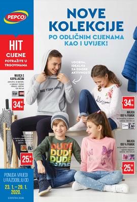 Pepco katalog Nove kolekcije