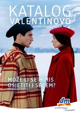 DM katalog Valentinovo