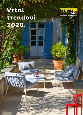 Lesnina katalog Vrtni trendovi