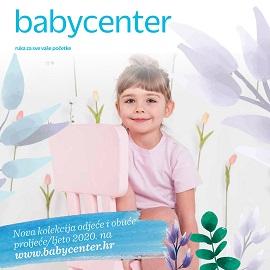 Baby Center katalog Proljeće