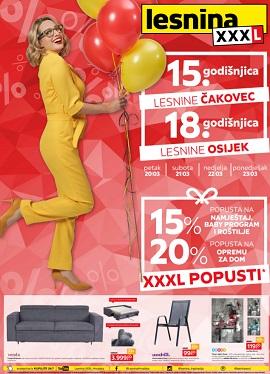Lesnina katalog Zadar Split Rijeka