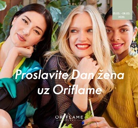 Oriflame katalog Dan žena