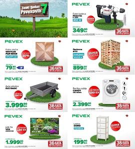 Pevex katalog Pevexovih sedam