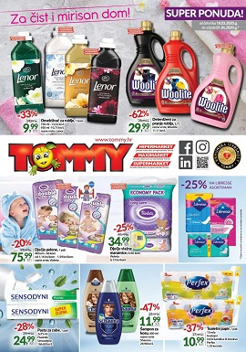 Tommy katalog kemija
