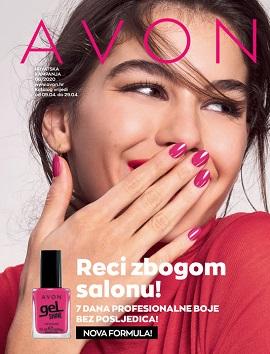Avon katalog 6