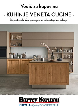 Harvey Norman katalog Kuhinje Veneta Cucine