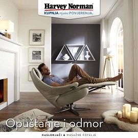 Harvey Norman katalog Opuštanje i odmor