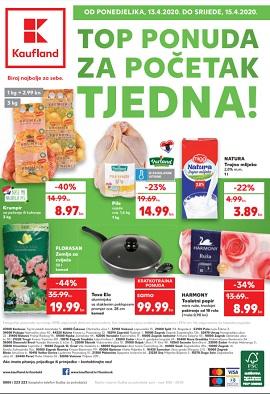 Kaufland katalog Top ponuda za početak tjedna