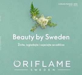 Oriflame katalog travanj