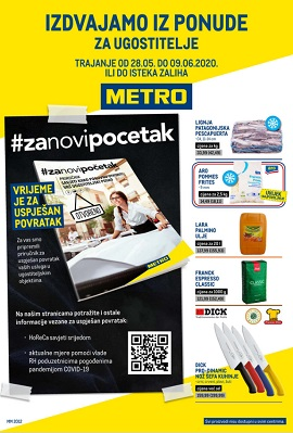 Metro katalog Horeca