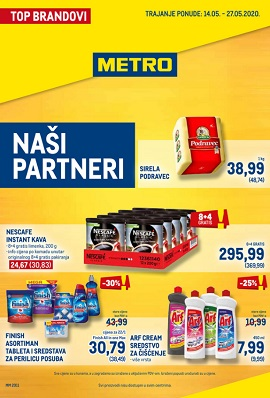 Metro katalog Partneri