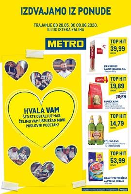 Metro katalog Pula Poreč Varaždin