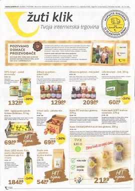 Žuti klik katalog svibanj