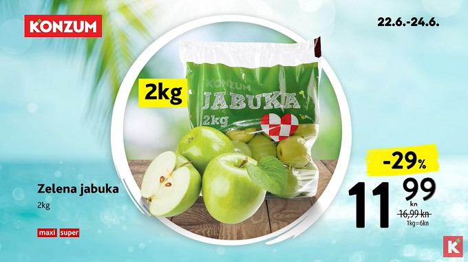 Konzum katalog jabuka