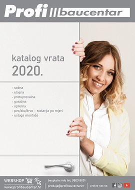 Profi Baucentar katalog Vrata