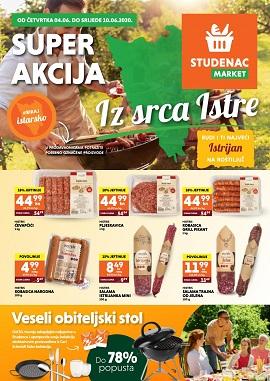 Studenac katalog Iz srca Istre