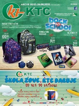 KTC katalog Škola