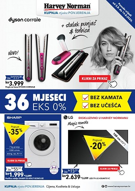Harvey Norman katalog tehnika