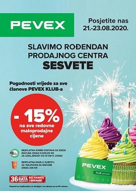 Pevex katalog Sesvete