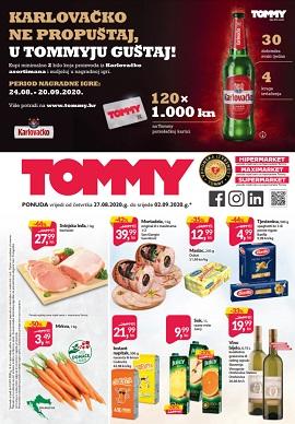 Tommy katalog do 2.9.