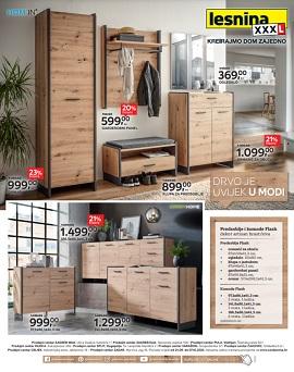 Lesnina katalog Drvo