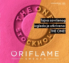 Oriflame katalog rujan