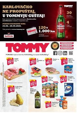 Tommy katalog do 16.9.