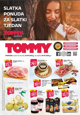 Tommy katalog do 30.9.