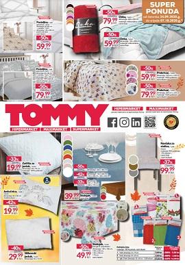 Tommy katalog Domaćinstvo do 7.10.