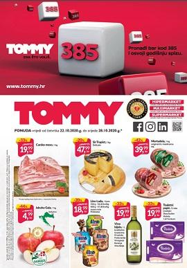 Tommy katalog do 28.10.