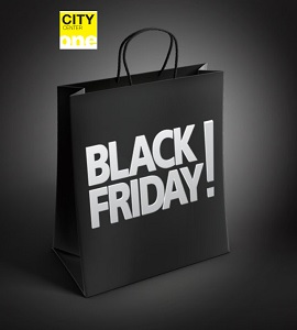City Center one Black Friday popusti