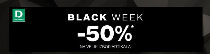 Deichmann Black Friday popusti