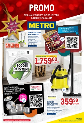 Metro Katalog Neprehrana Zagreb Do 9 12