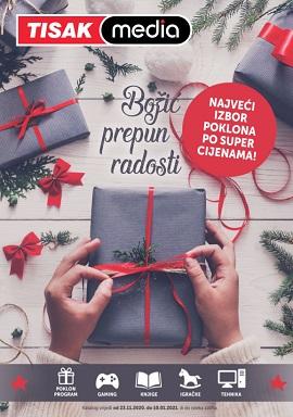Tisak katalog Božić
