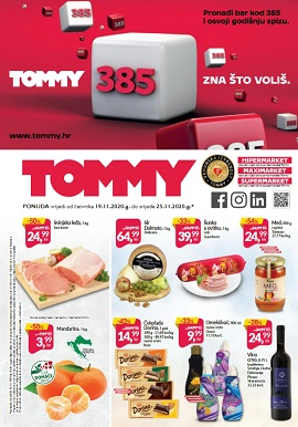 Tommy katalog do 25.11.